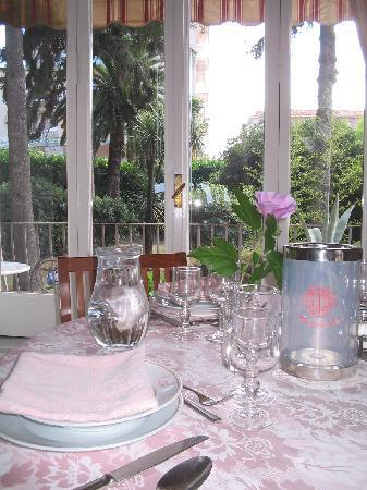 Hotel Delle Palme: Restaurant
