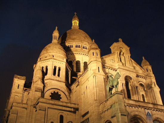 Mercure Paris Montmartre Sacre Coeur: The Cathederal