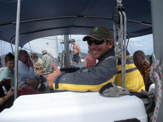 Fury Charters: Captain Doug