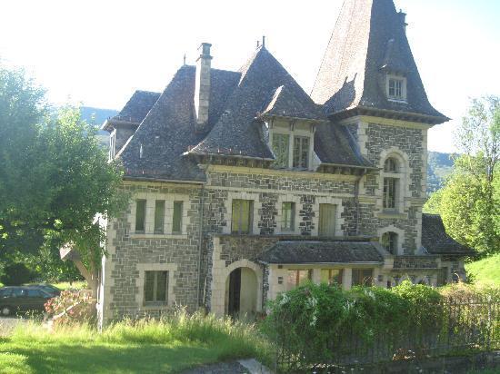 Le Terrondou : La demeure