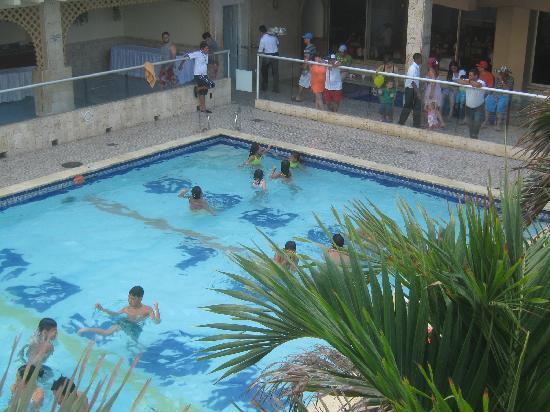 Hotel Dorado Plaza: LA PISCINA