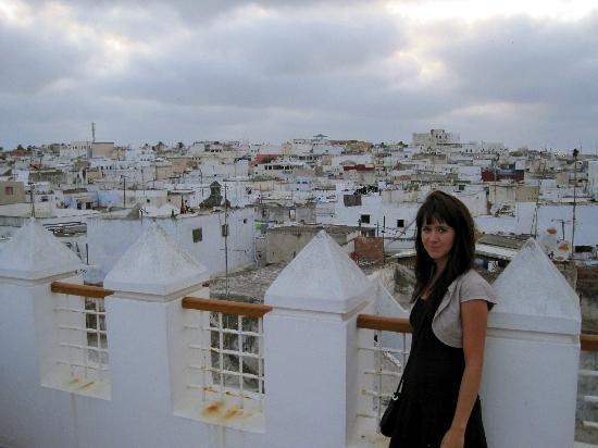 Le Ziryab : roof top