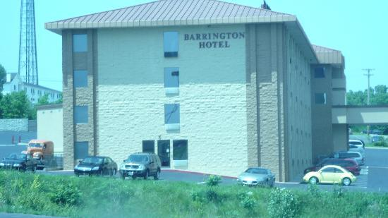 Barrington Hotel & Suites: Barrington Hotel, Branson May 2010