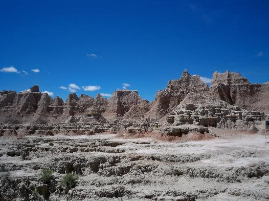 Loop Road: Badlands