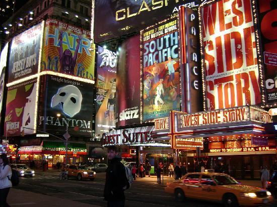 New York, NY: Times Square