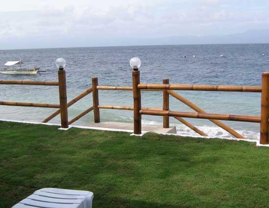 Il Sogno: Scaletta accesso diretto al mare dal giardino privato