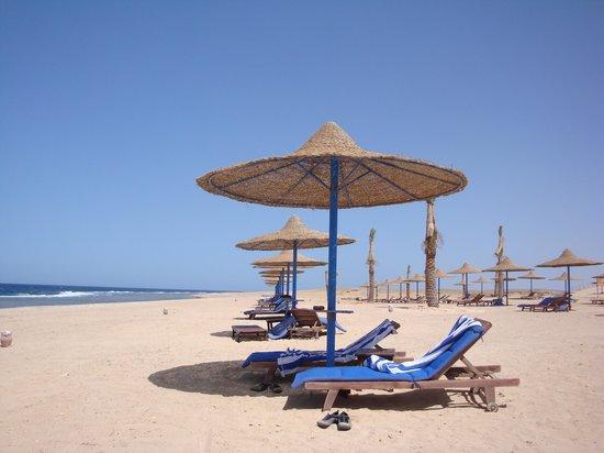 Paradise Beach Resort : la spiaggia