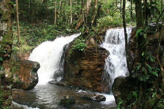 Presidente Figueiredo, AM: Waterfall 1