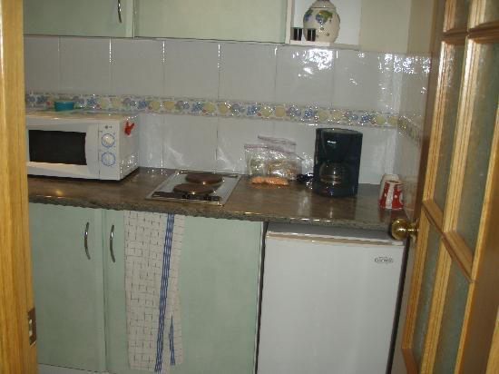 Hotel Neptuno & Apartments: cuisine