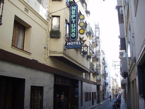 Hotel Neptuno & Apartments : Hôtel Neptuno