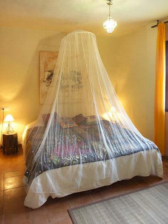 Centro Kalyana : Nuestra habitación