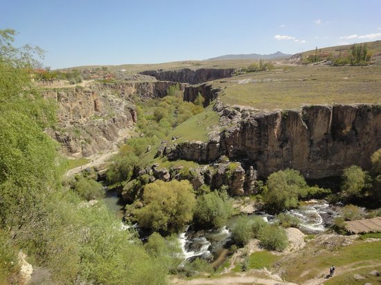 Selime, Turkey: Ihlara valley - beautiful for hiking