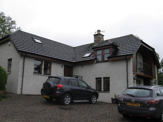 A Eilean A Cheo : Das Haus oberhalb von Cromdale