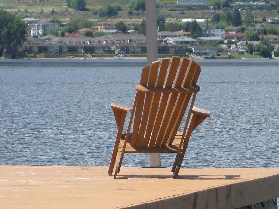 Village on the Lake: Chairs were unsafe
