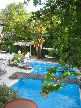 Villa Adriana Guesthouse Sorrento : The pool at Villa Adriana
