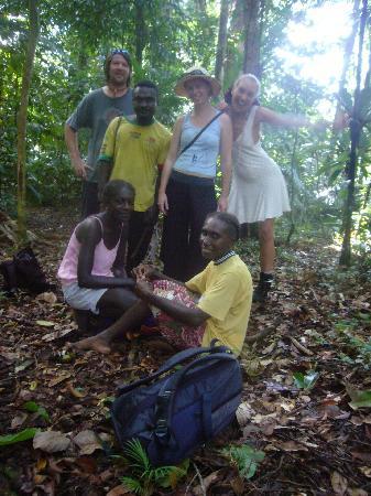 Tetepare Island Eco-lodge: a princess in the rainforest