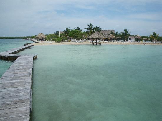 Belize: Bannister Island