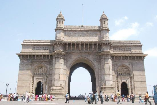 Mumbaj (Bombaj), Indie: Gateway of India