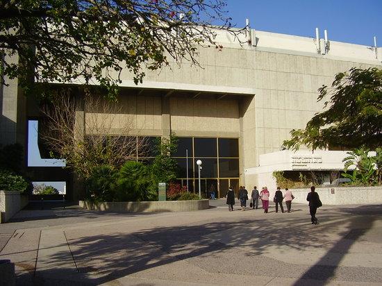 Musée du peuple juif (Bet Hatefutsoth) : Museum of the Jewish Diaspora (Bet Hatefutsoth)