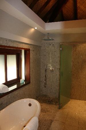 Bathroom With Claw Foot Bath Tub And Rain Shower Picture Of Hilton