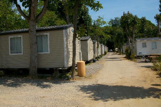 Camping Antipolis: HLM à l'horizontal