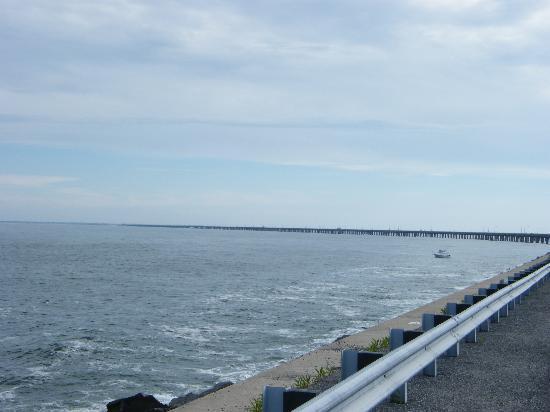 Cape Charles, VA: la première portion du pont