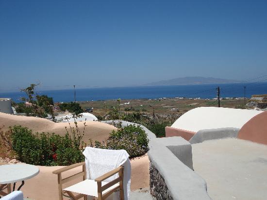 Ambelia Traditional Villas: Vue des maisons