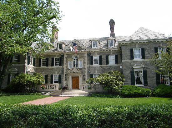 Princeton, نيو جيرسي: Résidence sur Prospect Avenue