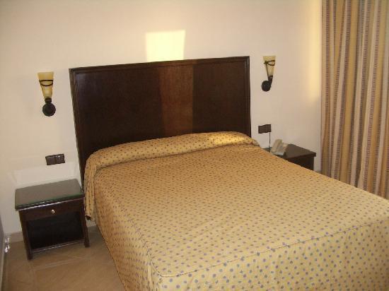 Hotel Azur: Chambre