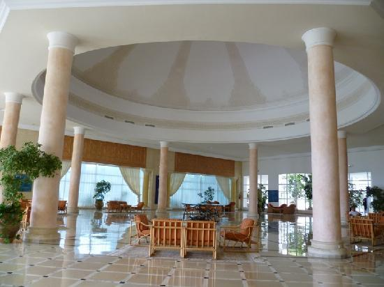Cap-Bon Kelibia Beach Hotel & Spa: hall