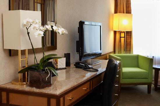 InterContinental Prague: Guest Room