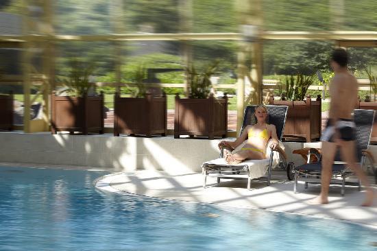 InterContinental Prague: Swimming pool