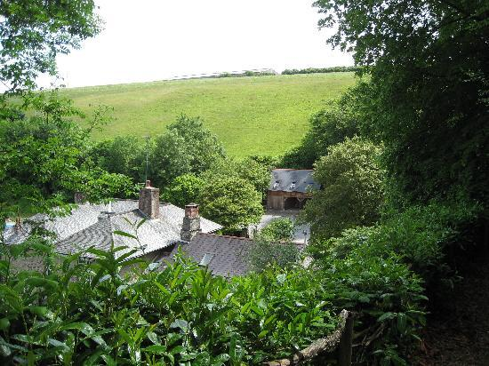 Gitcombe House Country Cottages: The Hayloft