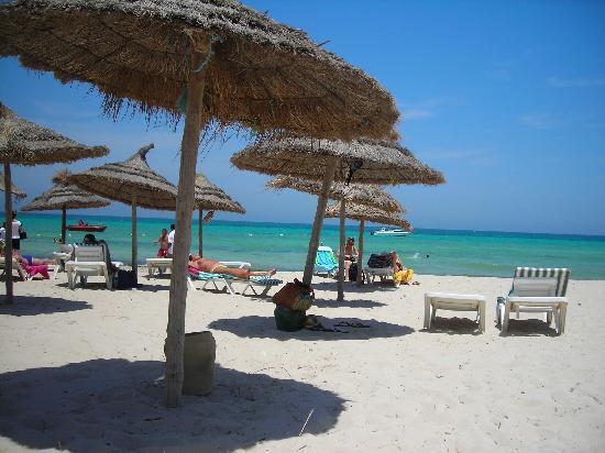 Djerba Holiday Beach : spiaggia