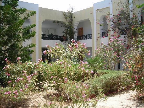 Djerba Holiday Beach : esterno camere