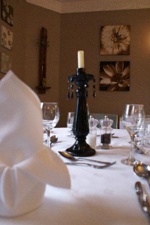 Trelaske Hotel & Restaurant: Restaurant