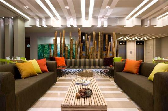 Sadot Hotel , Ben Gurion Airport - an Atlas Boutique Hotel : Lobby