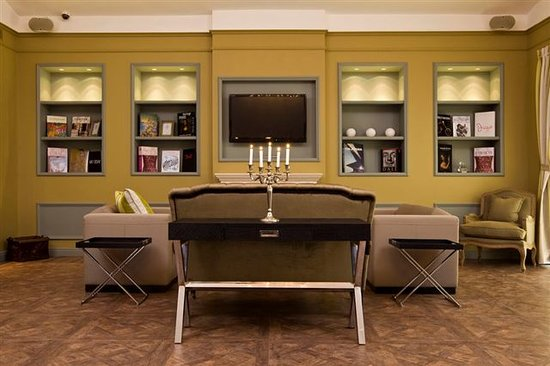 Harmony Hotel Jerusalem - an Atlas Boutique Hotel : Lounge room