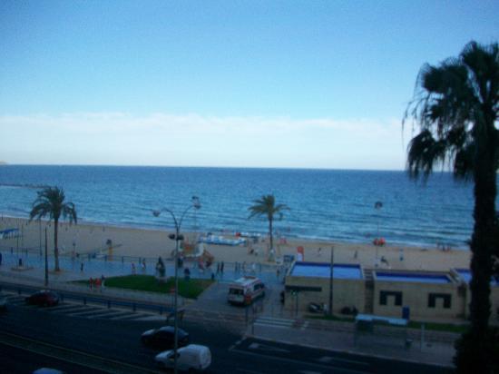 La spiaggia di Alicante