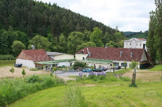 Hotel Liebnitzmuhle: hotel