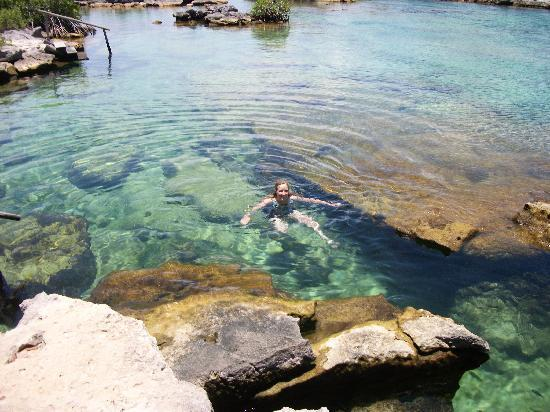 Yal-ku Lagoon: Snorkeling in Yul-Kul Lagoon