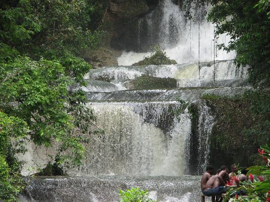 Jamaica: Cascadas Ys Falls