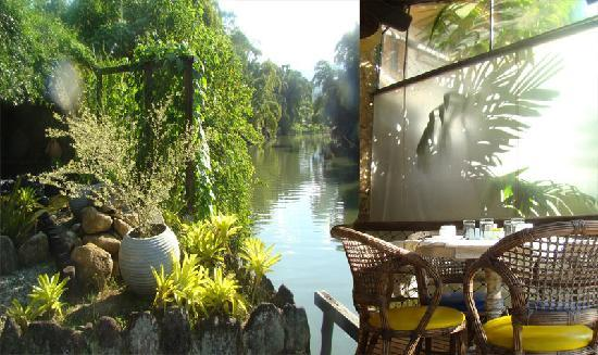 Pousada Aguas de Paratii: Rio  Águas de Paratii