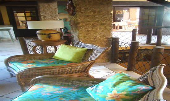 Pousada Aguas de Paratii: salão Águas de Paratii