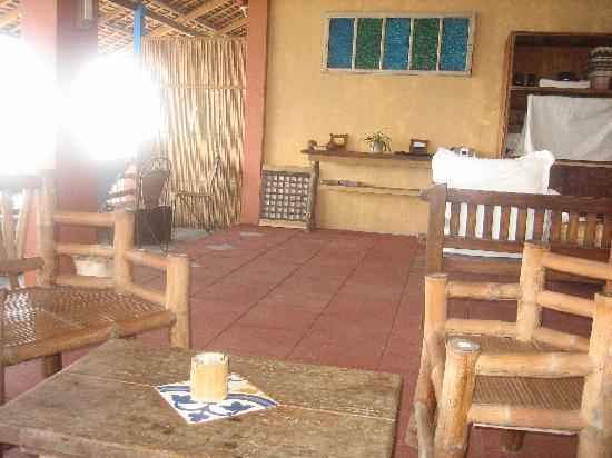 Portulano Dive Resort: lounging area