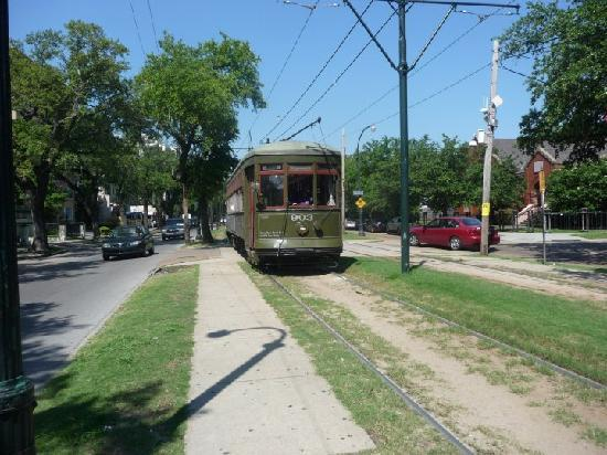 RTA - Streetcars: Our first streetcar ride!