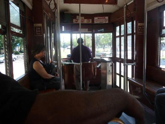 RTA - Streetcars: The driver!