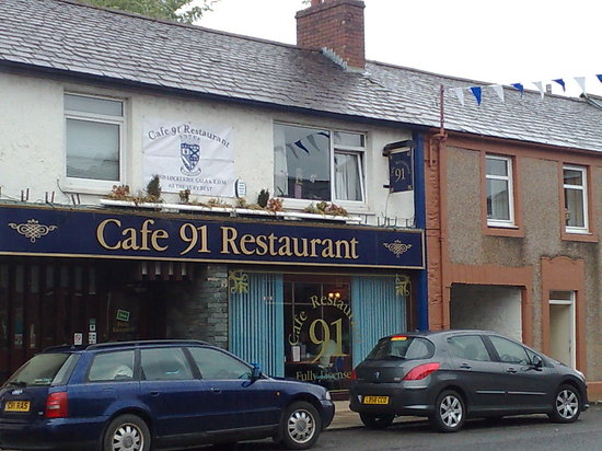 Cafe 91 - Lockerbie
