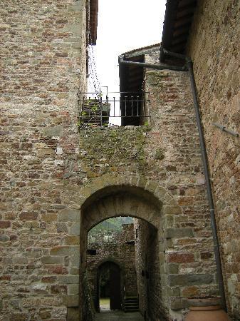Castello di Mugnana B&B : Ingresso