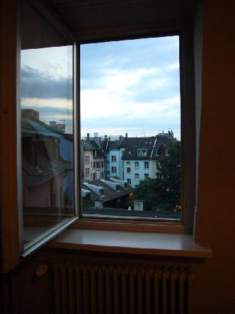 Hotel Rothaus: Room with a view